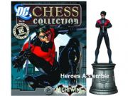 DC Chess Figurine Collection #14 Nightwing White Bishop Eaglemoss